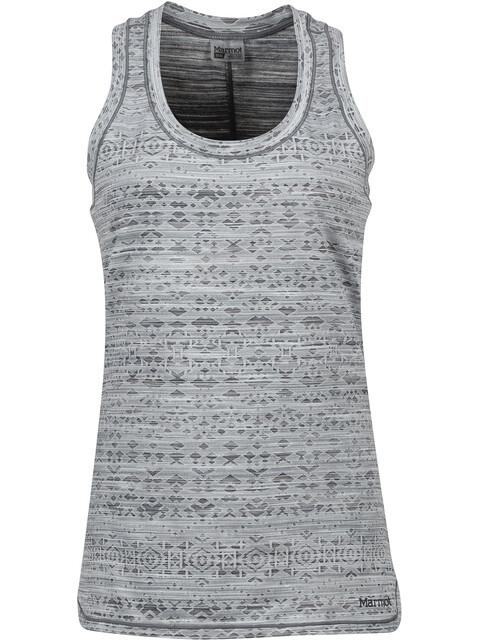Marmot Elana - Camisa sin mangas Mujer - gris